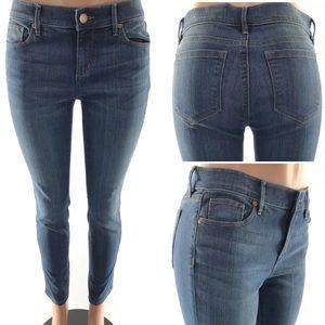 3/20❤️ LOFT Outlet Modern Skinny Jeans 8P